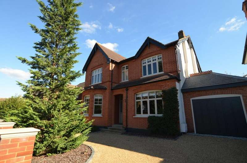 5 Bedrooms Detached House for sale in St Johns Road, Sidcup, DA14 4HA