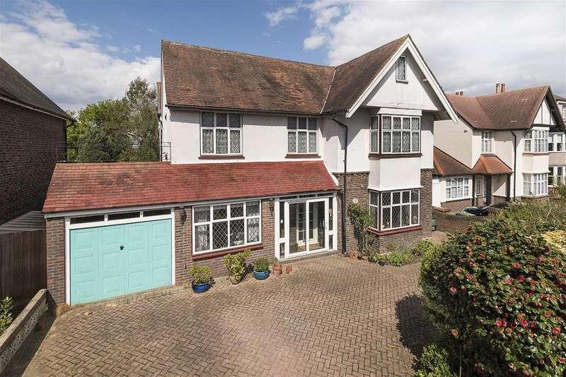 6 Bedrooms Detached House for sale in Sandhurst Road, Sidcup, Kent, DA15 7HL