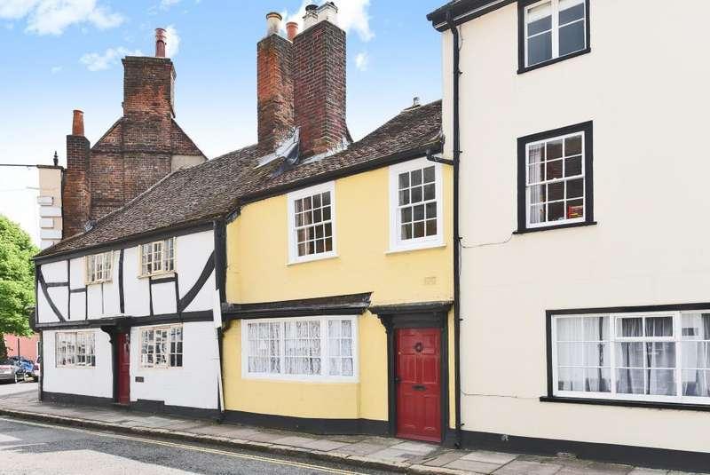 3 Bedrooms Cottage House for sale in Aylesbury, Aylesbury Old Town, HP20