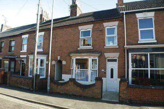 3 Bedrooms Terraced House for sale in Nelson Street, Market Harborough, LE16