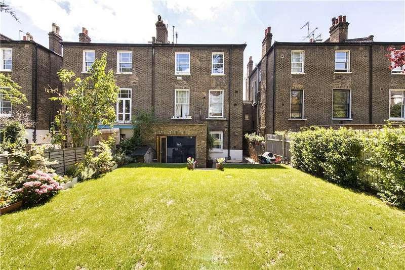3 Bedrooms Flat for sale in Belsize Road, London, NW6