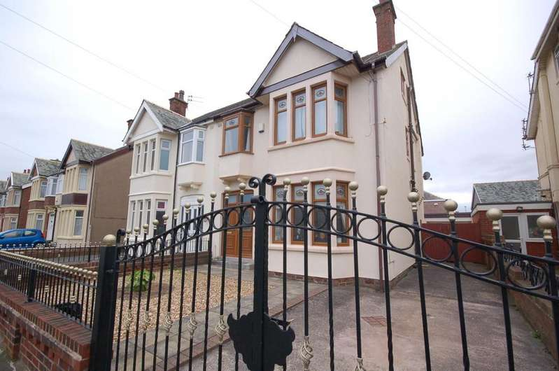 5 Bedrooms Semi Detached House for sale in 43 Napier Avenue
