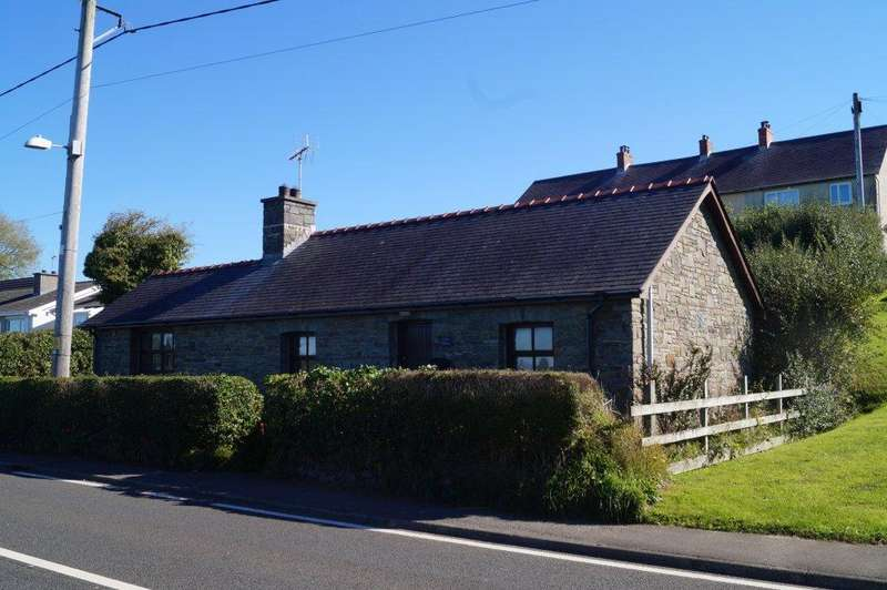 1 Bedroom Detached House for sale in Ffosyffin, Aberaeron, Ceredigion SA46
