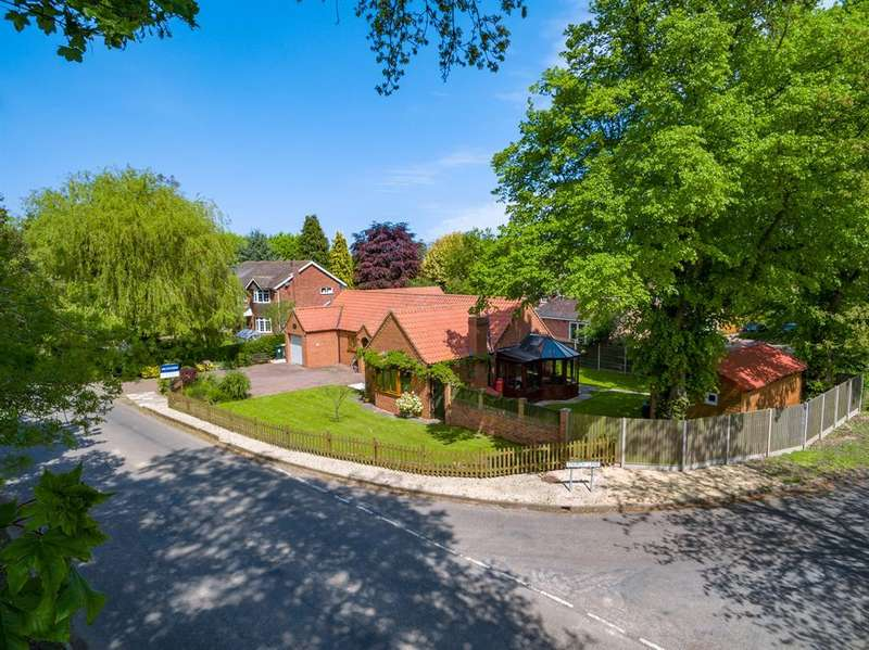 3 Bedrooms Detached Bungalow for sale in Carlton Road, Manby,