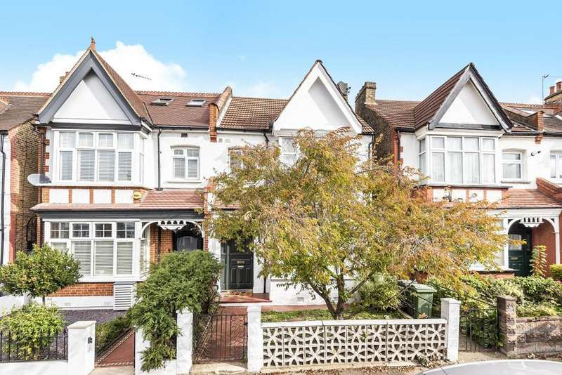 4 Bedrooms Terraced House for sale in Wyatt Park Road, Streatham Hill
