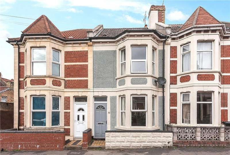 3 Bedrooms Terraced House for sale in Elmdale Road, Bedminster, Bristol, BS3