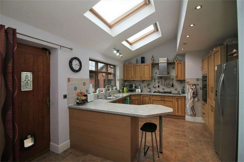 5 Bedrooms Semi Detached House for sale in Hillcrest, Sweetloves Lane, BOLTON, Lancashire