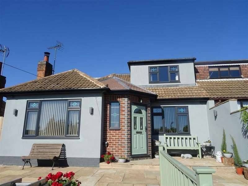 3 Bedrooms Semi Detached Bungalow for sale in Dawsons Lane, Barwell