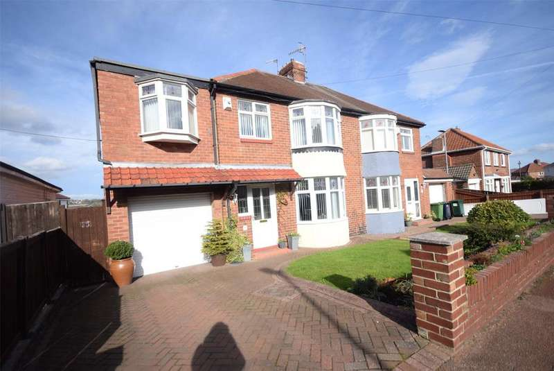 4 Bedrooms Semi Detached House for sale in Dunston