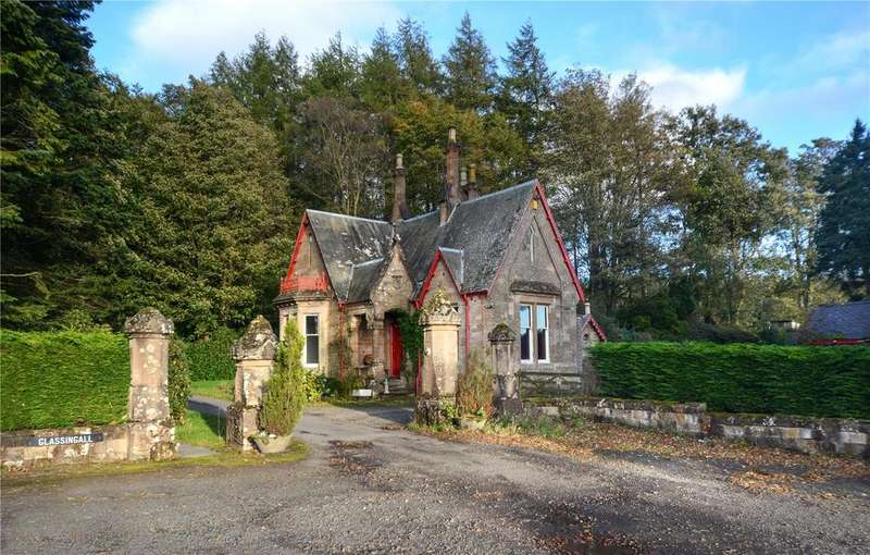 3 Bedrooms Detached House for sale in South Lodge, Glassingall Estate, Dunblane, Perthshire
