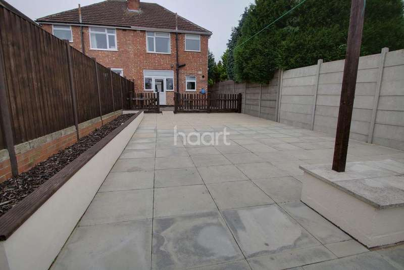 3 Bedrooms Semi Detached House for sale in Trenant Road, Leicester