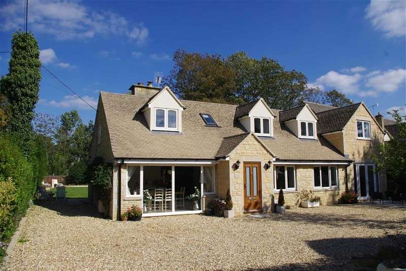 5 Bedrooms Detached House for sale in Rissington Road, Bourton-on-the-Water, Gloucestershire