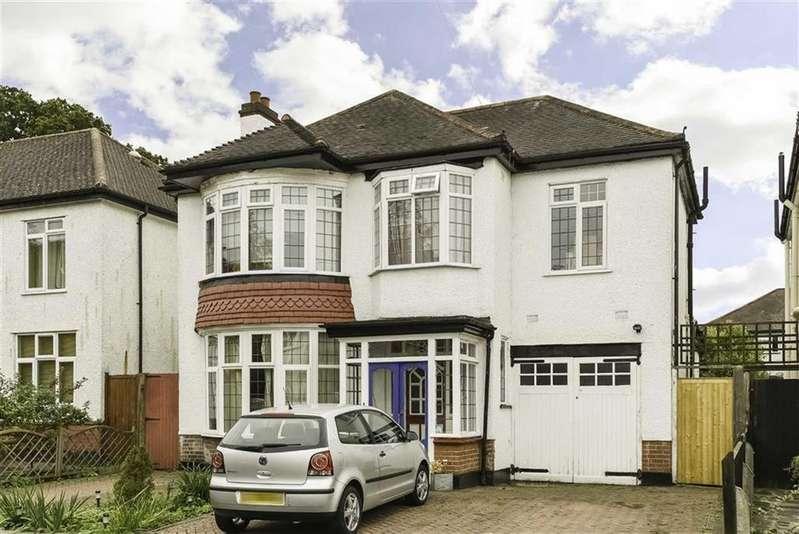 4 Bedrooms Detached House for sale in Springfield Gardens, West Wickham, Kent