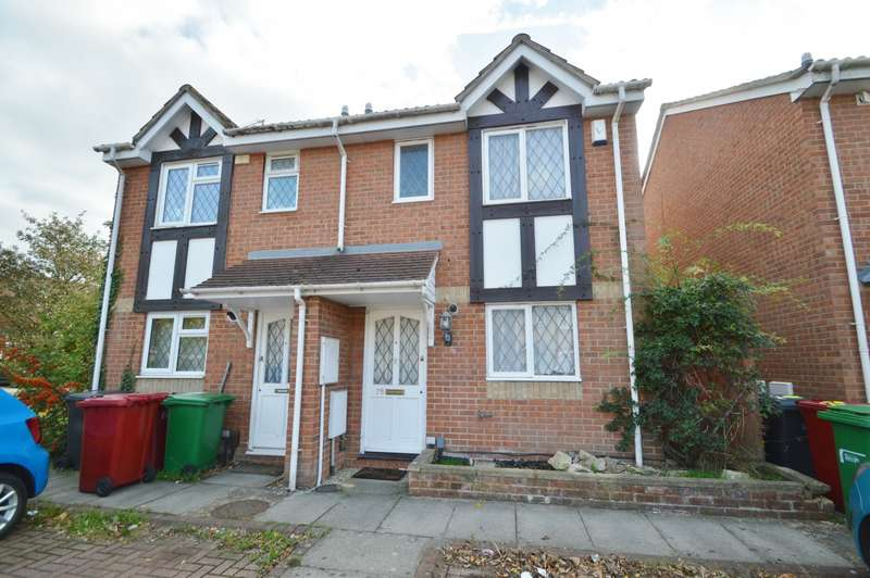 2 Bedrooms Semi Detached House for sale in Maplin Park, Langley, SL3