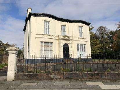 5 Bedrooms Detached House for sale in Sandown Road, Wavertree, Liverpool, Merseyside, L15