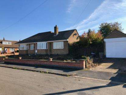 3 Bedrooms Bungalow for sale in Princess Avenue, Oadby, Leicester, Leicestershire