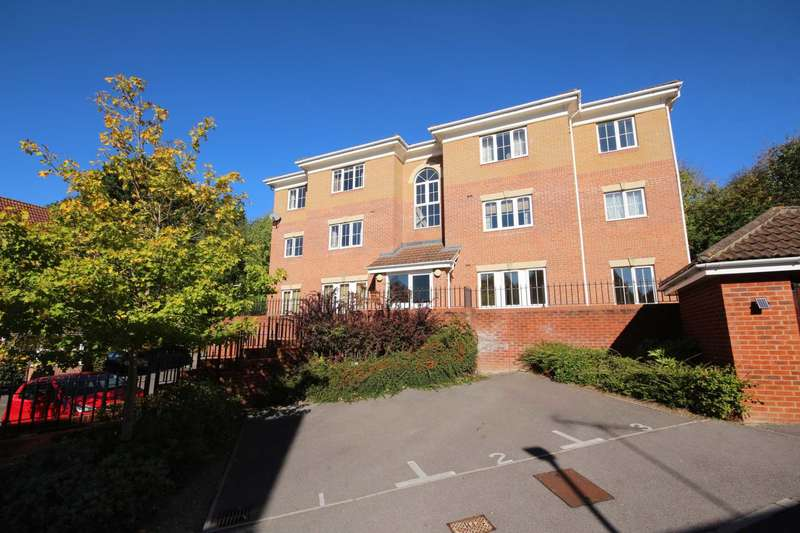 2 Bedrooms Apartment Flat for sale in Hollerith Rise, Bracknell