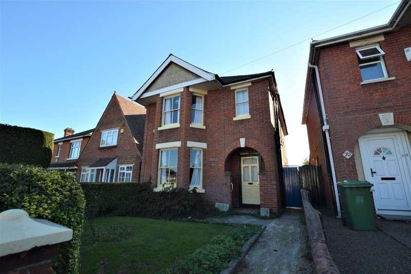 3 Bedrooms Detached House for sale in Langhorn Road, Southampton, SO16 3TN
