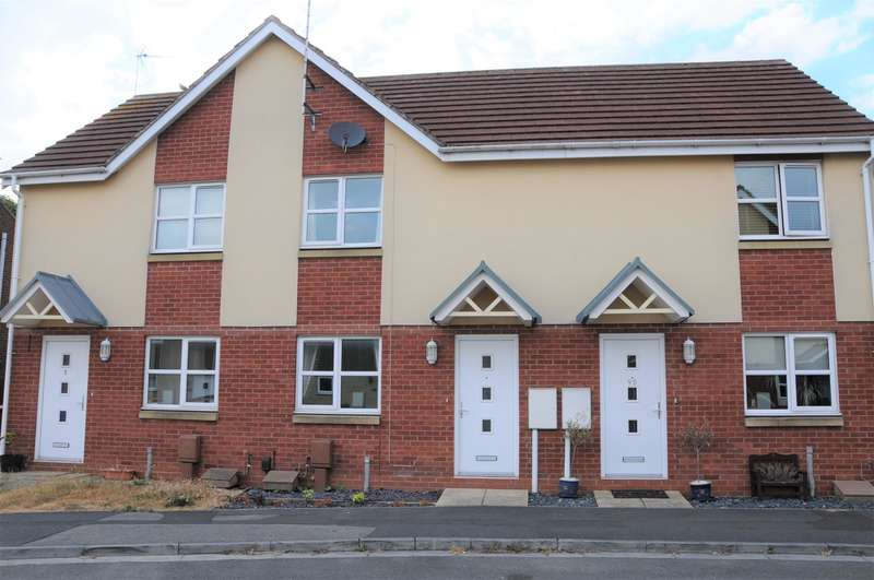 2 Bedrooms Terraced House for sale in Dunkirk Road, Lincoln, LN1 3UJ