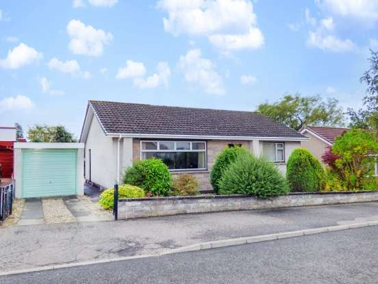 3 Bedrooms Detached Bungalow for sale in Cookston Crescent, Brechin, Angus, DD9 6BP