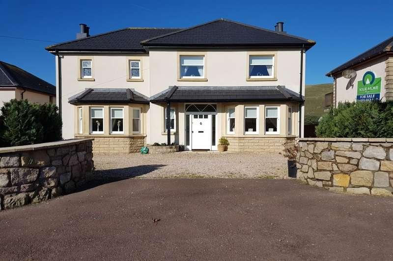 4 Bedrooms Detached House for sale in Carlisle Road, Crawford, Biggar, ML12