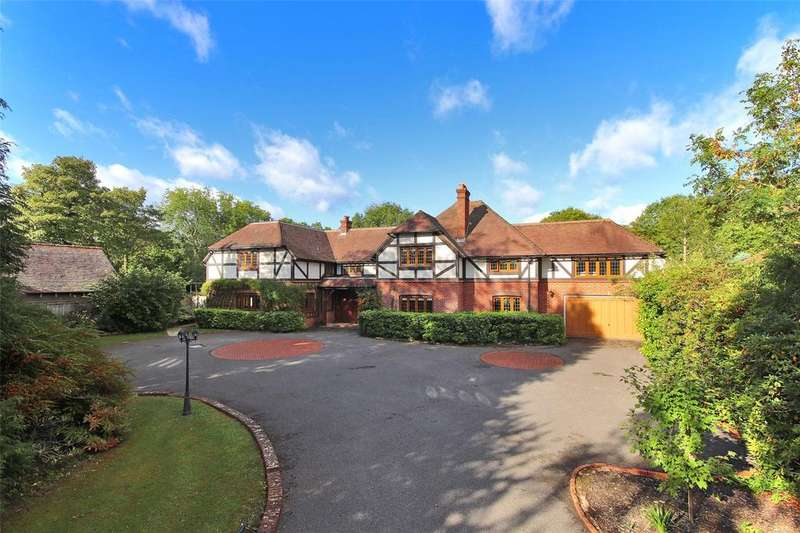 5 Bedrooms Detached House for sale in North End, Ditchling, East Sussex, BN6