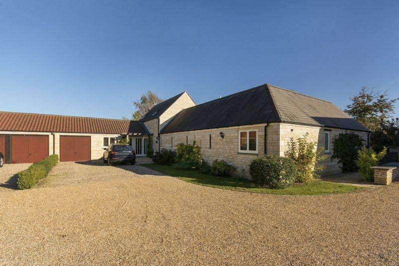 4 Bedrooms Detached House for sale in Pilsgate, Stamford