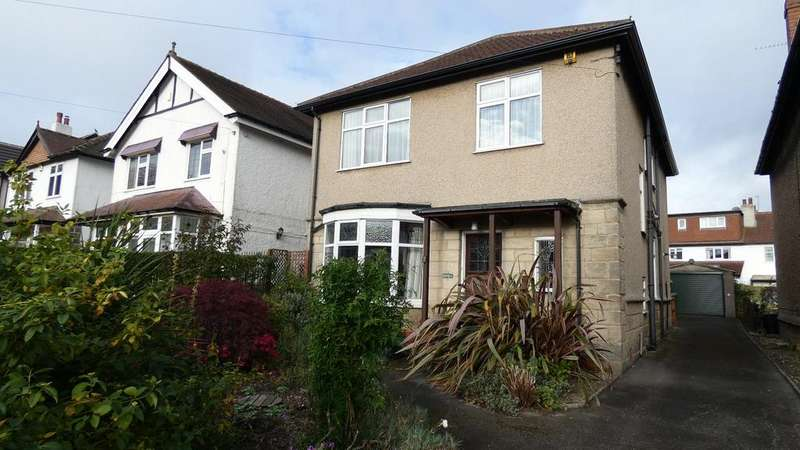 4 Bedrooms Detached House for sale in West Park Place, Leeds LS8