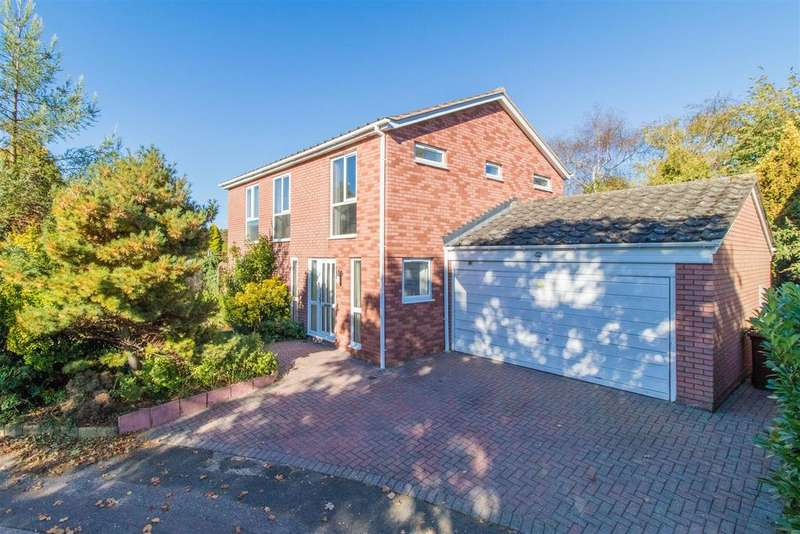 4 Bedrooms Detached House for sale in Dagnalls, Letchworth Garden City