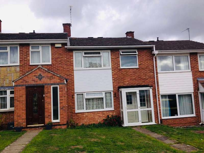 3 Bedrooms Town House for sale in Combe Close, Off Groby Road, Leicester, Leicestershire, LE3 9TJ