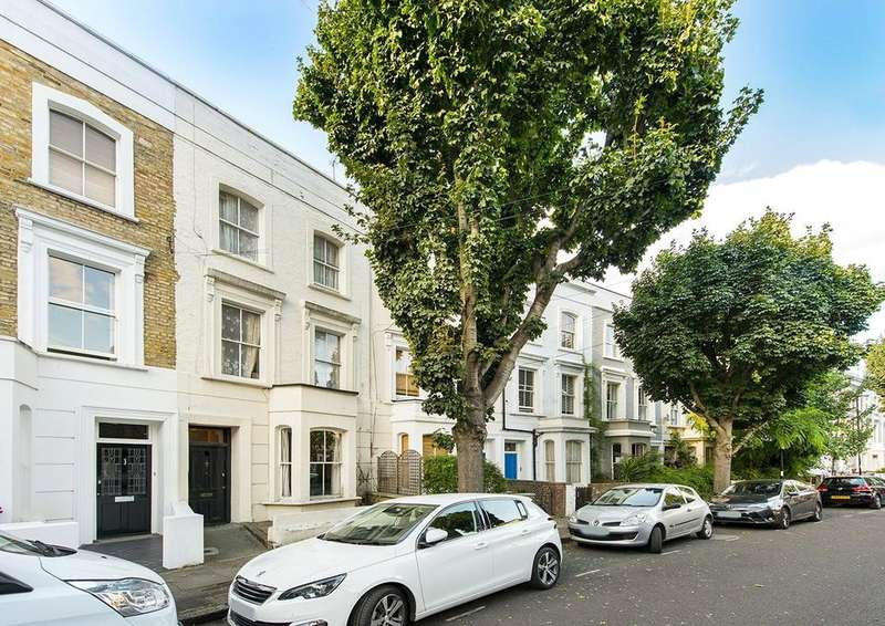 4 Bedrooms Terraced House for sale in Lowman Road, London, N7