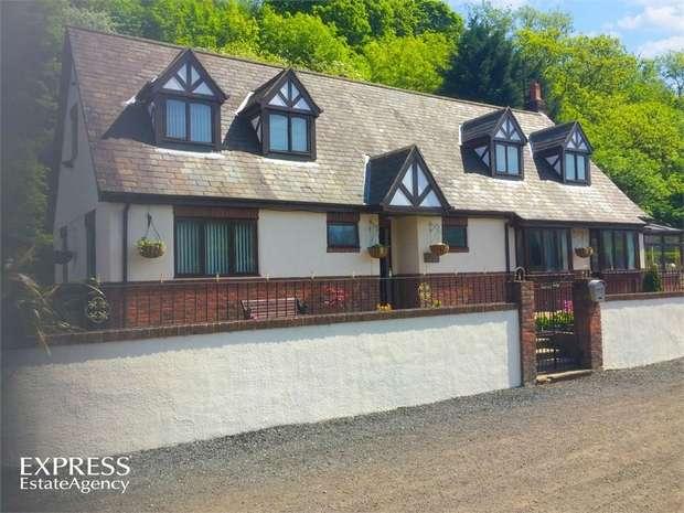 4 Bedrooms Detached House for sale in Riverside, Sunderland, Tyne and Wear
