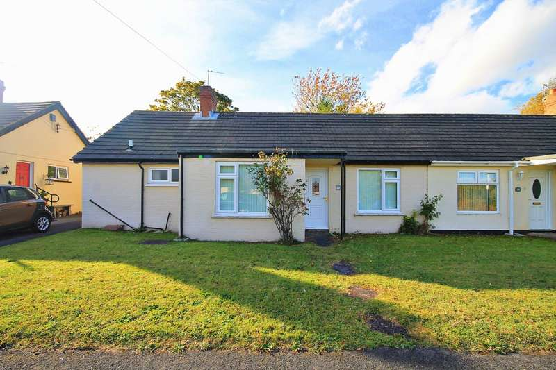 3 Bedrooms Semi Detached Bungalow for sale in Newhouse Avenue, Esh Winning, Durham