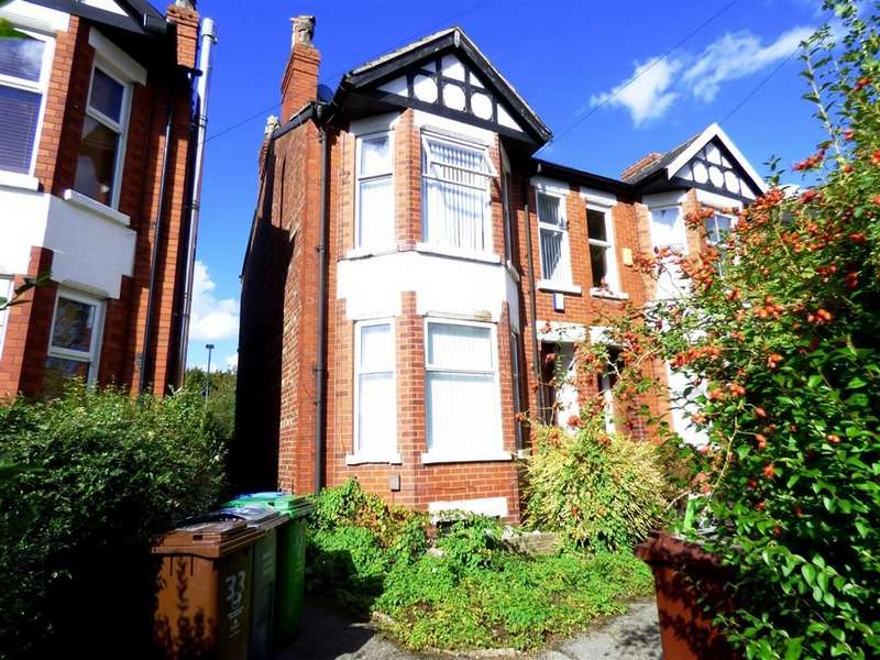 5 Bedrooms Semi Detached House for sale in Derby Road, Fallowfield, Manchester, M14