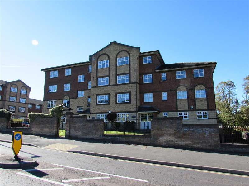 1 Bedroom Flat for sale in Princes Place, Knights Field, Luton