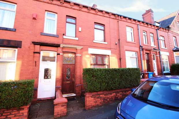 3 Bedrooms Terraced House for sale in Hillside Avenue, Oldham, Greater Manchester, OL4 1LH