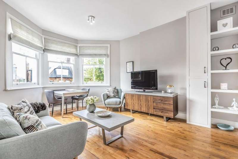 2 Bedrooms Flat for sale in Telford Avenue, Streatham Hill
