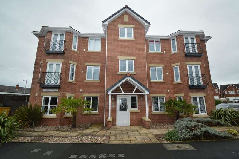 1 Bedroom Apartment Flat for sale in Prospect Place, Bury, Lancashire, BL9