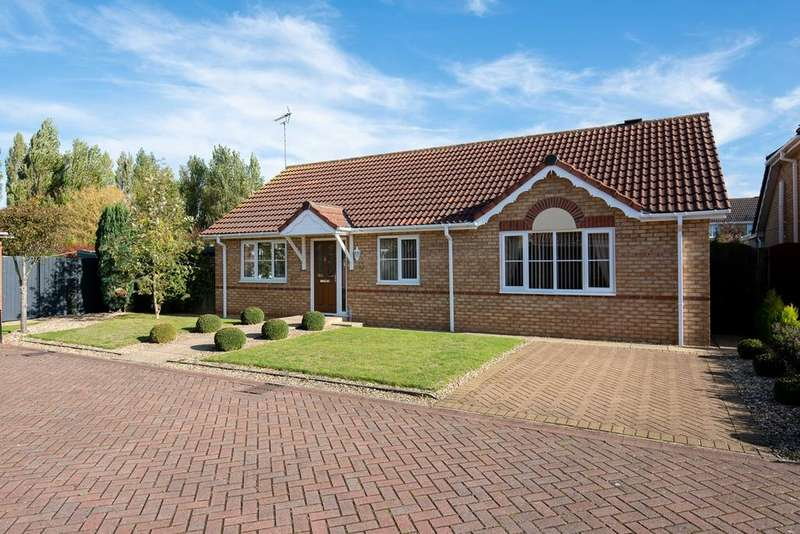 3 Bedrooms Detached Bungalow for sale in Balmoral Way, Holbeach, PE12