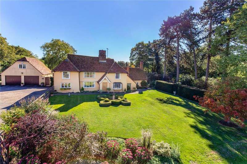 4 Bedrooms Unique Property for sale in Bardfield Road, Thaxted, Dunmow, Essex, CM6