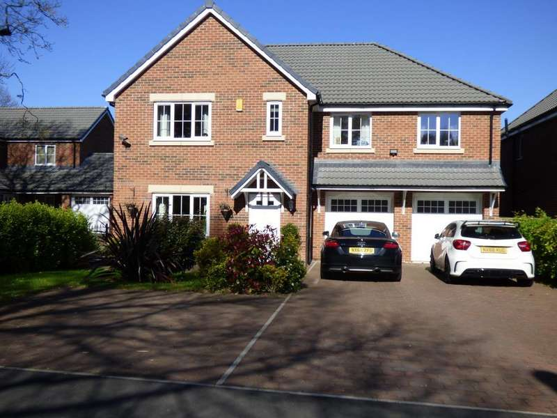6 Bedrooms Detached House for sale in Innes Court, Wyke Lane, Nunthorpe, TS7