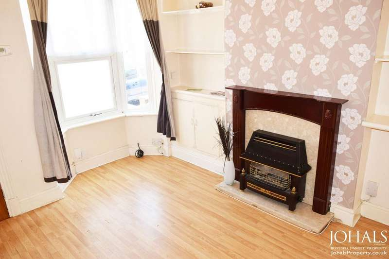 2 Bedrooms Terraced House for sale in Danvers Road, Leicester, LE3