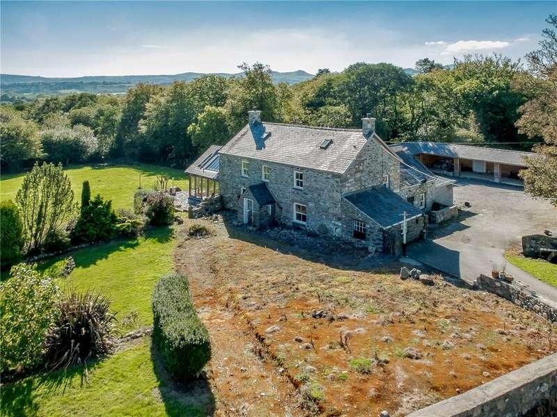 Farm Commercial for sale in Llannor, Pwllheli, Gwynedd, LL53