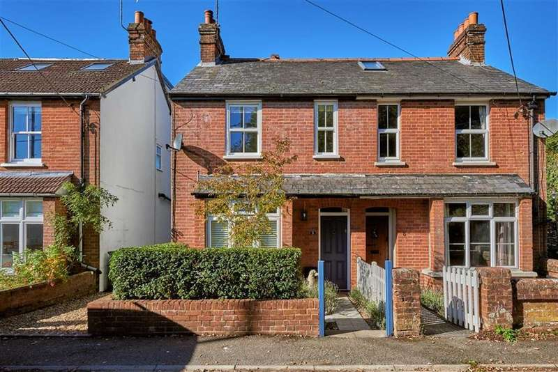 2 Bedrooms Semi Detached House for sale in Cradle Lane, Frith End, Hampshire