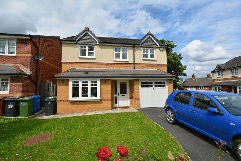 3 Bedrooms Detached House for sale in Northcote Avenue, Wythenshawe, Manchester