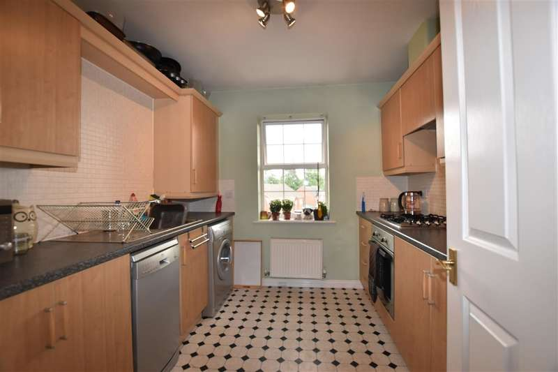2 Bedrooms Apartment Flat for sale in Moir Close, Sileby