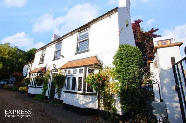 5 Bedrooms Detached House for sale in Main Street, Farnsfield, Newark, Nottinghamshire