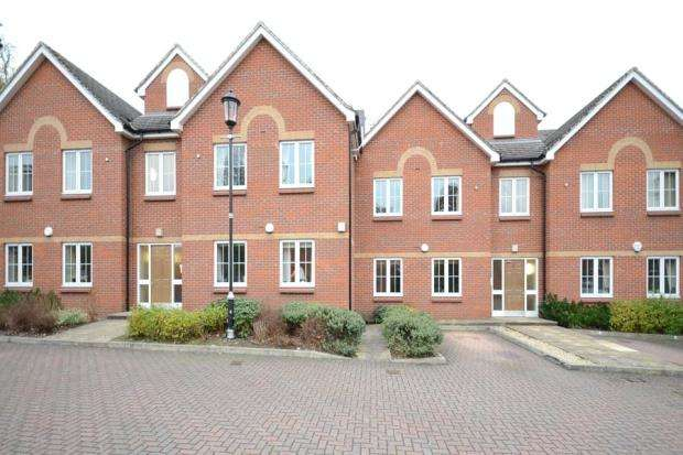 2 Bedrooms Apartment Flat for sale in Darwin Place, Bracknell, Berkshire