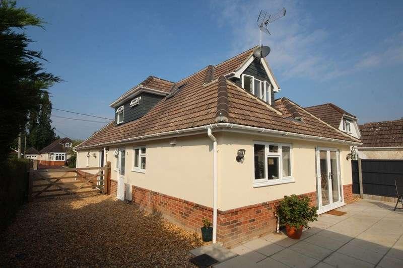 5 Bedrooms Chalet House for sale in North Poulner Road, North Poulner, Ringwood