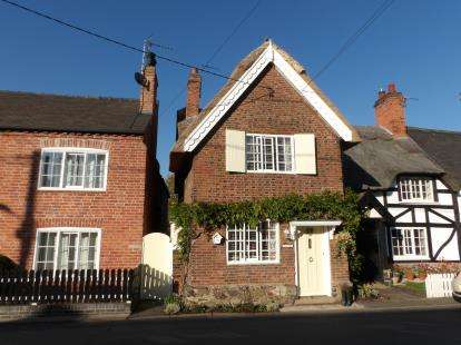 2 Bedrooms Terraced House for sale in West End, Long Whatton, Loughborough